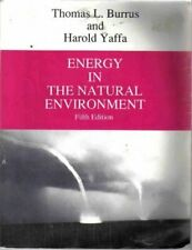 Energy in the natural environment