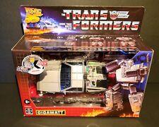 Transformers Back to the Future 35th Anniversary GIGAWATT Delorean