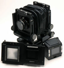 Adattatore Spostabile per Mamiya 645 Back a Arca swiss 6X9 camera