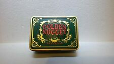 Vintage Golden Nugget Playing Card Set Sealed in Tin
