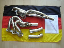 BMW E 34  535i  High Speed Fächerkrümmer Edelstahl Teilegutachten Made Germany