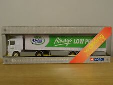 CORGI SUPERHAULERS ASDA SCANIA CURTAINSIDE TRUCK MODEL TY86615 1:64