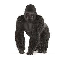 S6) SCHLEICH 14770 Gorila PLATEADA Mono Mono Schleich Animales Schleich animal