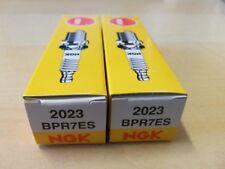 3,45€/Stck 2 NGK BPR7ES Zündkerzen Polaris SL Deluxe 85 hp Bj 97