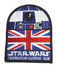 Star Wars Celebration 2016 Patch - Uniform Aufnäher - zum aufbügeln