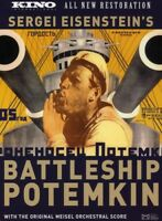 Battleship Potemkin [New DVD] Black & White, Full Frame