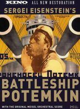 Battleship Potemkin [New DVD] Black & White, Full Frame