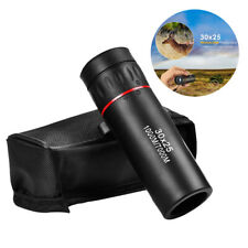Portable Zoom 7X Scope Optical Monocular Telescope for Travel Hunting Outdoor