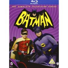 Batman - Complete Original Television Series Blu-ray 1960s Adam West UK Edition