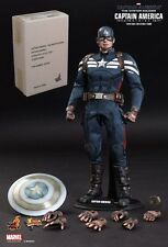2014 Hot Toys Captain America The Winter Soldier Stealth Strike Suit MMS242
