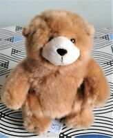 "Charmin Russ 5""  Teddy Bear Soft Toy Plush Comforter EXCELLENT"