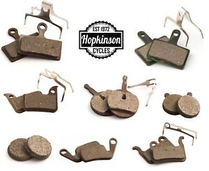 Clarks Disc Brake Pads - Mountain Bike Hybrid Road cycle Bicycle - Several types