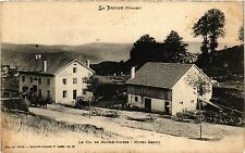 CPA  La Bresse (Vosges) - Le Col de Grosse-Pierre - Hotel Leduc    (455896)