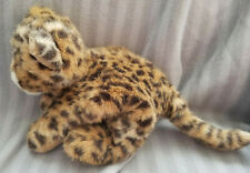 "Aurora World Busch Gardens Cheetah Spotted Kitty Cat Plush/Beany - 14"""