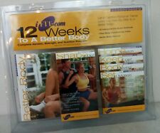 iFit Exercise 12 Weeks To A Better Body Complete Set Aerobic, Strength, Program