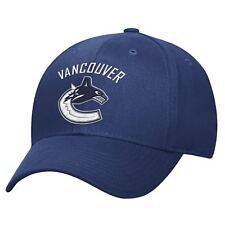 Vancouver Canucks Cap NHL Eishockey Reebok Kappe Cap Flex One Size