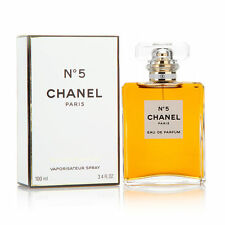 Coco Chanel No.5 - for Her Women - 5ml Travel Perfume Atomiser Spray
