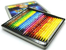 KOH-I-NOOR (8774) Set of 24 Woodless Coloured Magic Progresso Pencils