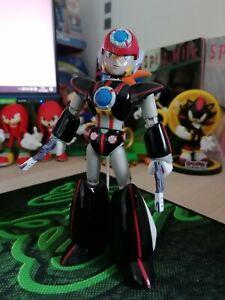 "Jazwares  Megaman X 10"" Axl  action figure  unboxed"