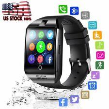 New listing Sim Card Slot Nfc Wireless Bluetooth Watch Wrist Watch Phone Mate for Samsung Lg