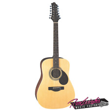 Greg Bennett D212 12 String Spruce Top Dreadnought Acoustic Guitar