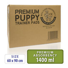 TenderCare 60x90 cm Premium Extra Large Puppy Training Pads - 100 Pieces