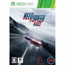 Used Xbox360 Need for Speed Rivals Japan Import
