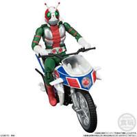 Japan Rare Bandai Shokugan Shodo-X Kamen Rider V3 Action Figure with Hurricane