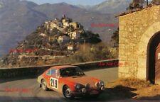 Bjorn Waldegard Porsche 911 T Monte Carlo Rally 1968 Photograph 1