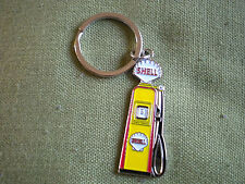 SHELL PETROL PUMP KEY RING
