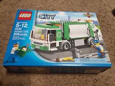 LEGO CITY 4432 GARBAGE TRUCK-BRAND NEW FACTORY SEALED BOX  MINT CONDITION
