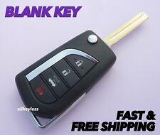 Genuine OEM TOYOTA CAMRY keyless entry flip key remote fob HYQ12BFB uncut blade