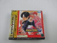 The King of Fighters 97 with RAM Segasaturn Japan Ver Sega Saturn