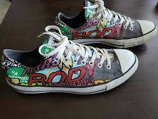 RARE SPECIAL EDITION Converse All-Star Mars Invasion Sneakers Shoes