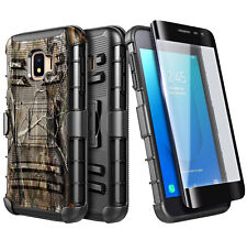 For Samsung Galaxy J2 Core/Pure/Dash/Shine Holster Case Belt Clip Phone Cover