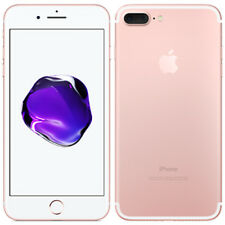 Apple iPhone 7 Plus 128GB AT&T Cricket Straight Talk Rose Gold 4G LTE Smartphone