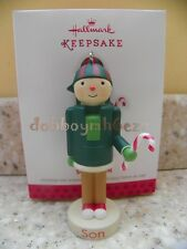 Hallmark 2013 Super Son Family Christmas Ornament