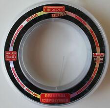 MONOFILO HIKARU ULTRA TROLLING MM 0,55 - 100 MT IGFA GLASS