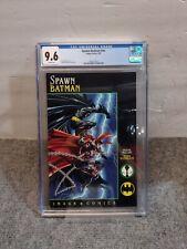 New listing Spawn Batman 1 CGC SS 9.6 Frank Miller 1994 Todd McFarlane art