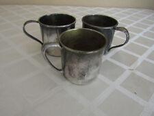 Vintage Christening Cups