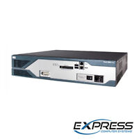 Cisco CISCO2821 + EVM-HD-8FXS/DID High density Voice/Fax EM w/ 8 FXS/DID