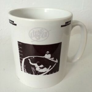 CAPTAIN BEEFHEART - CLEAR SPOT - EARTHENWARE/SUBLIMATED LP COVER COFFEE/TEA MUG