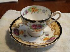 Tuscan Made in England Fine English Bone China Tea Set