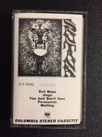 Santana Self Titled Cassette Tape Columbia