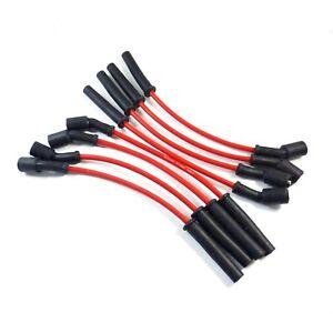 Ignition Spark Plug Wires Set For Chevy LS1 LS2 LS3 LS6 LS7 LS9 29cm 32813 8 PCS