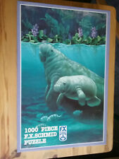 Manatee Haven Jigsaw Puzzle 1000 pieces
