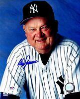 Don Zimmer autographed signed 8x10 photo MLB New York Yankees PSA COA