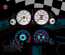 Coche Rover 600 160mph Bombilla Interior Panel Dash Speedo Calibre Kit De Dial del reloj
