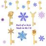 Magic Reindeer Food & Santa key Bag Kids Christmas Eve box Fillers Magical Gifts