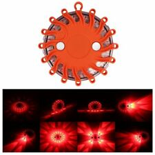 Rechargeable Car Safety Light 16 LED Magnetic Emergency Strobe Flashing Warning